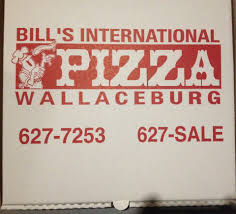 Bill's International Pizza